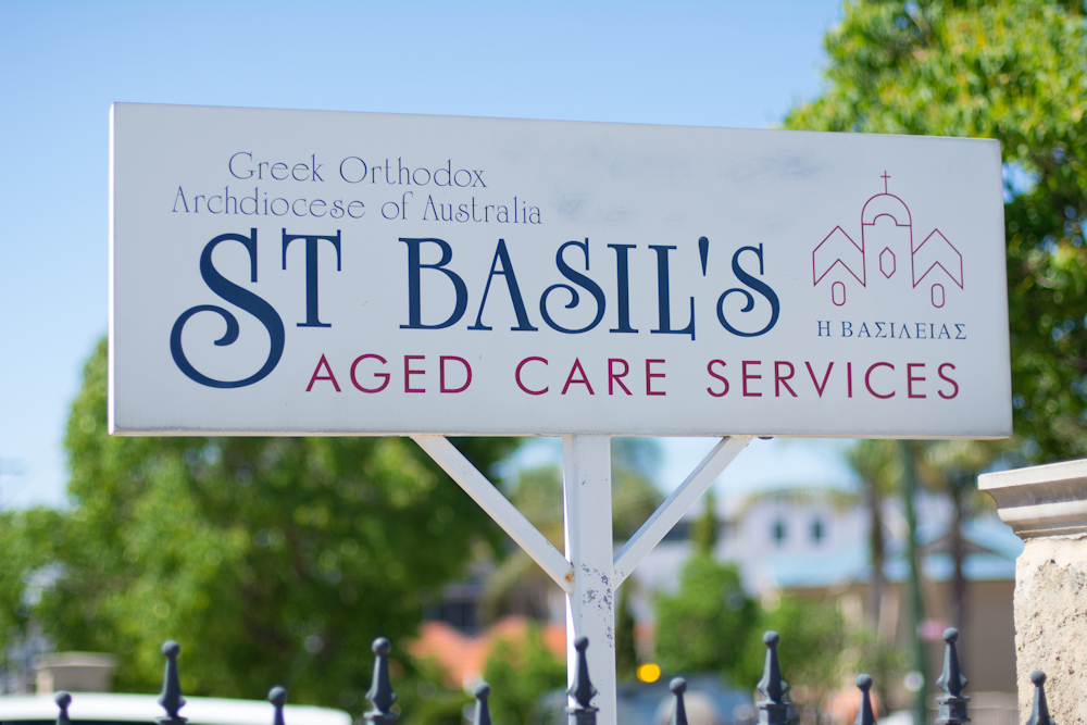 St Basil's Aged Care Services Perth